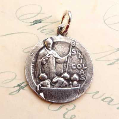 St Michael The Archangel Medal