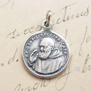 St Padre Pio Medal