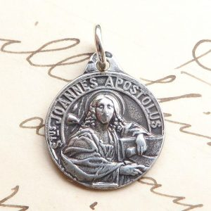 St John The Apostle Medal