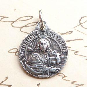 St John The Apostle Medal
