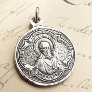 St Francis De Sales Medal