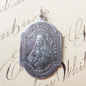 St Teresa Medal