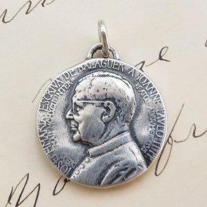 St Josemaria Escriva Medal