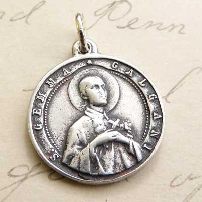 St Gemma Galgani Medal