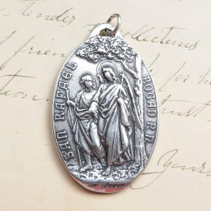 Archangel Raphael Medal