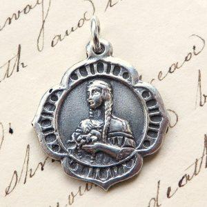 St Kateri Tekakwitha Medal