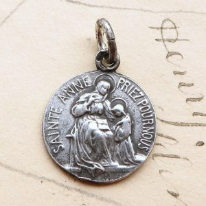 Small St Anne Medal