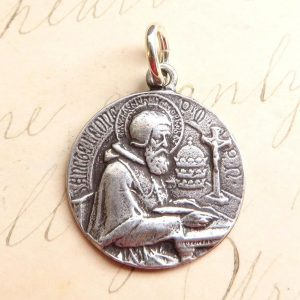 St Leo The Great Medal