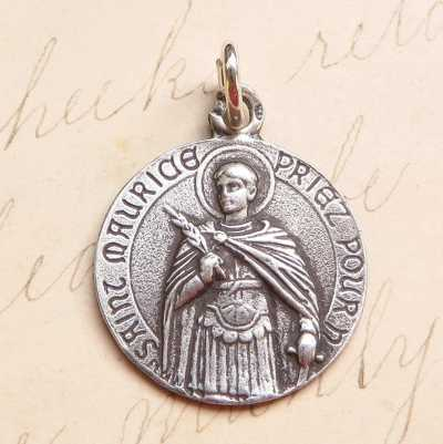 St Maurice Medal