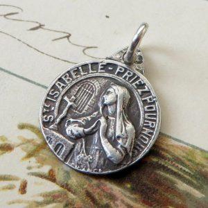 St Isabelle Medal