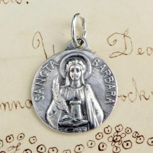 St Barbara Medal