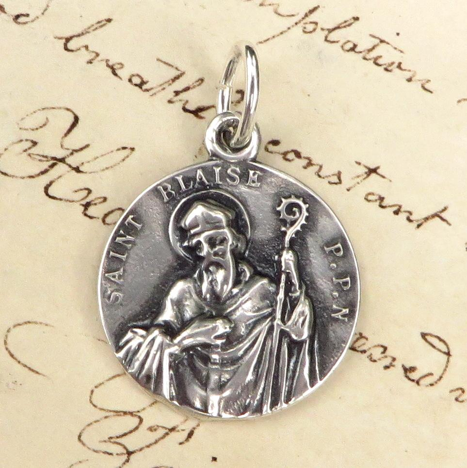 St Blaise Medal