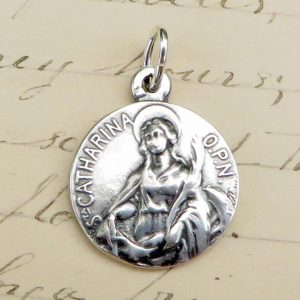 St Catherine Of Alexandria Medal