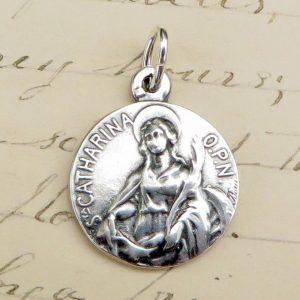 St Catherine Of Alexandria Medal