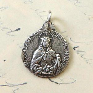 St Elizabeth Of Hungary Medal
