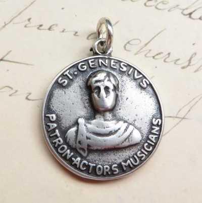 St Genesius Medal