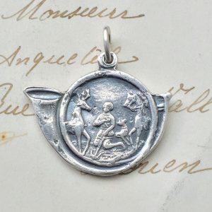 St Hubert French Horn Medal