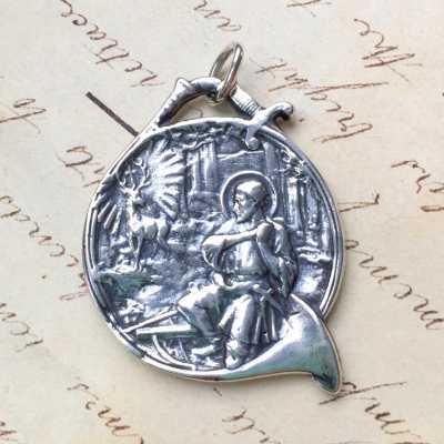 Large St Hubert Medal