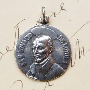 St Ignatius Of Loyola Medal