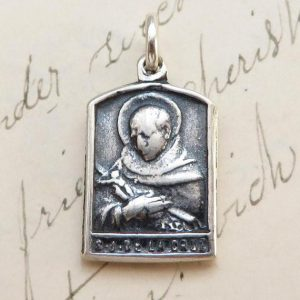St Therese Of Lisieux Medal