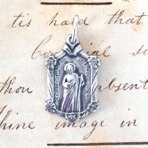 Small St Jude Thaddeus Medal