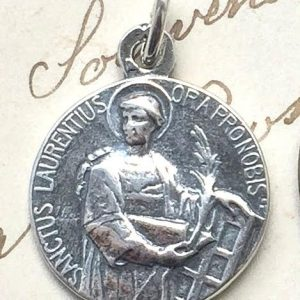 St Lawrence And St Michael Medal