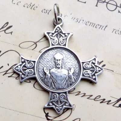 St. Martin Of Tours Medal