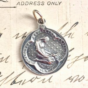 Contemplative St Mary Magdalene Medal