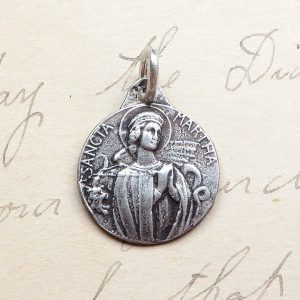 Small St Martha Medal
