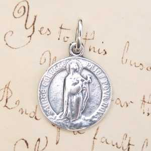 St Colette and St Clare Medal