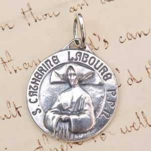 St Catherine Laboure Medal