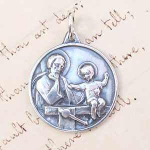 St Joseph Workbench Medal