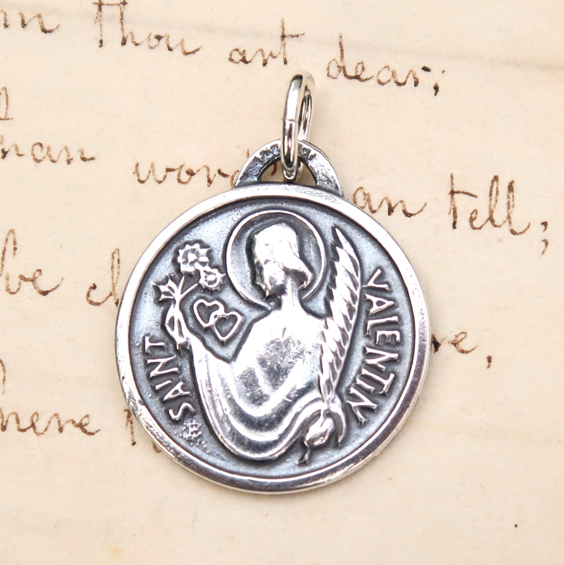 St Valentine Medal
