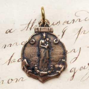 Bronze Stella Maris Medal