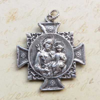 St Joseph Cross Medal