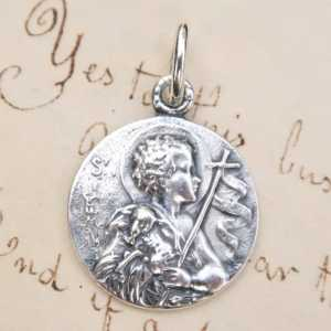 St John the Baptist Medal
