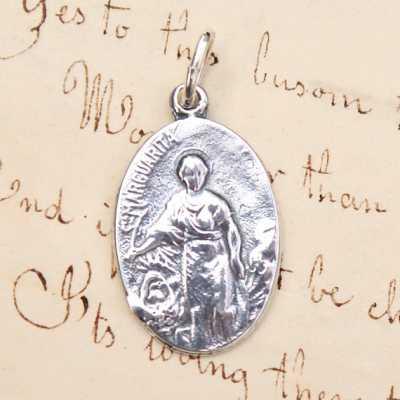 St Margaret Oval Medal