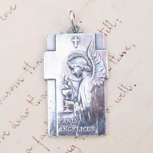 Panis Angelicus Angel Pendant
