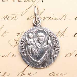 St Christopher Modern Medal