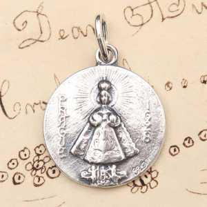 Infant Jesus of Prague Medal