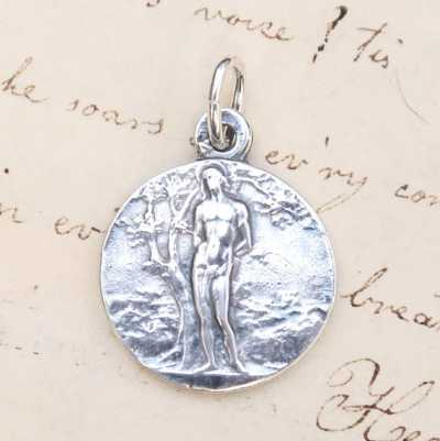 St Sebastian Traditional Medal