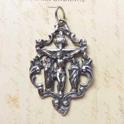 Spanish Style Crucifix