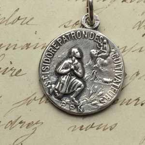 St Isidore The Farmer Medal