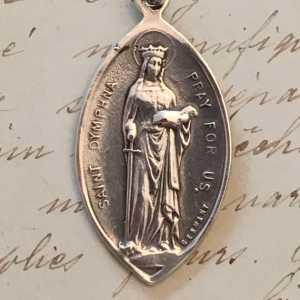 St Dymphna Medal