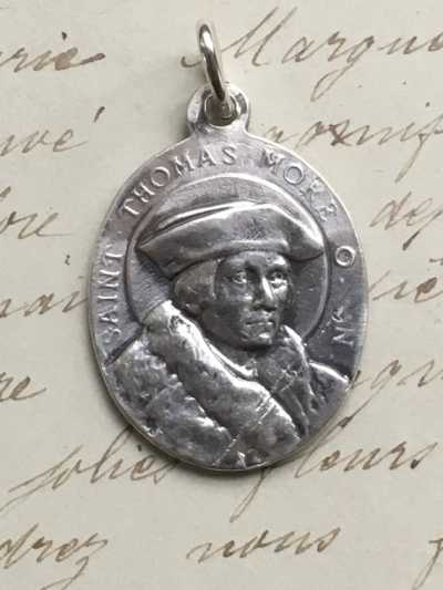 St Thomas More St John Fisher Medal