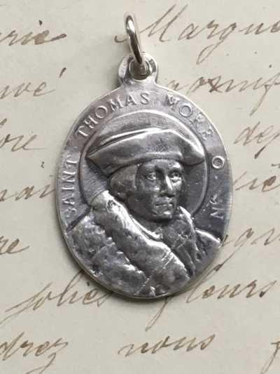 St Thomas More St John Fisher Medal