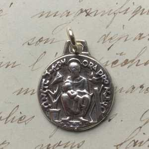 St Joseph Small Medal