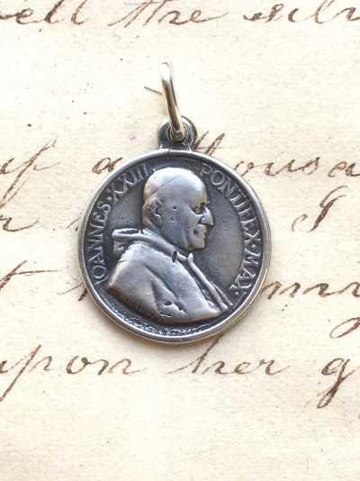 Pope St John XXIII Medal
