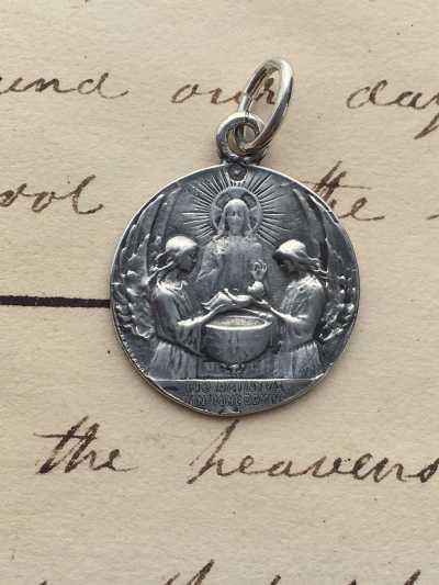 Baptism Medal
