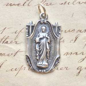 Sacred Heart of Jesus - Our Mount Carmel Scapular